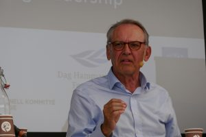 Jan Eliasson (former UN Deputy Secretary-General)