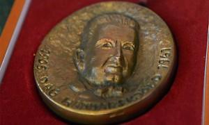 The Dag Hammarskjöld Lecture medal