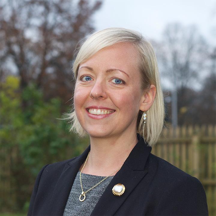Karin Abbor-Svensson : Programme Manager for 'Hammarskjöld's Legacy'