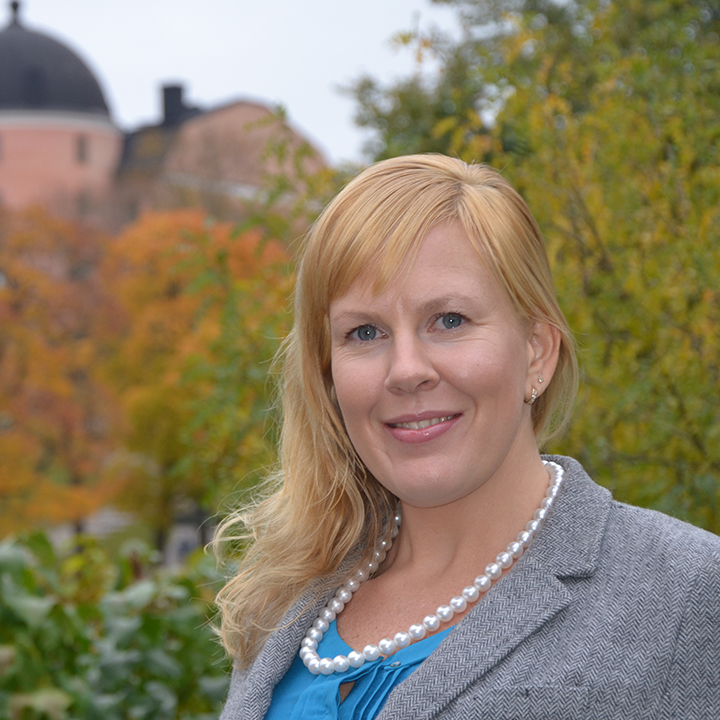 Ann-Christine Sundström : Management Assistant