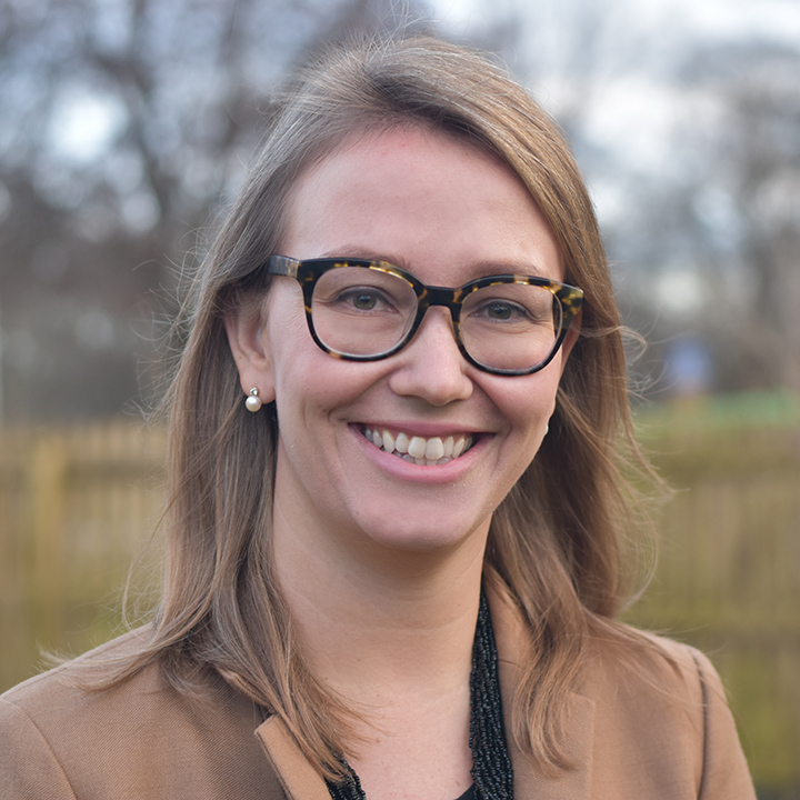 Annika Östman : Communications Manager (Parental leave)