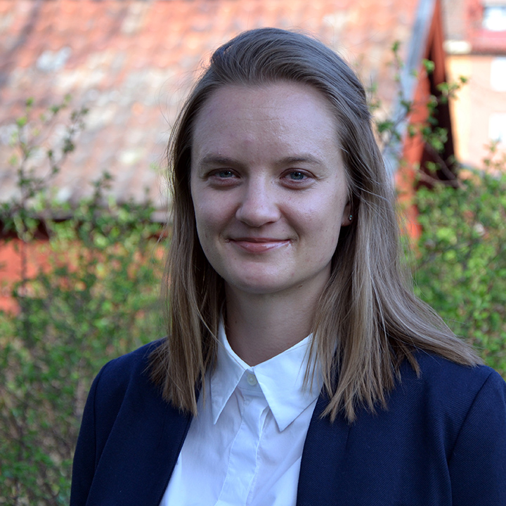 Sarah Smith : Programme Officer
