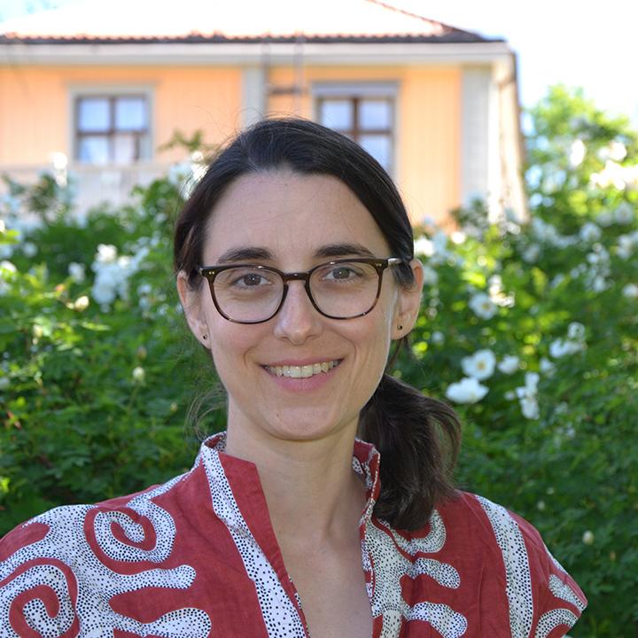 Anna Crumley-Effinger : Communication Coordinator