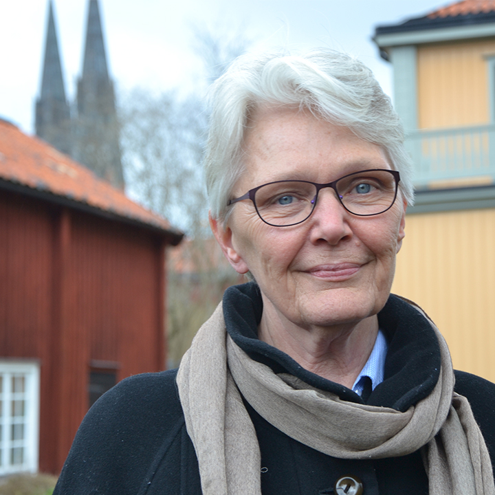 Margareta Wahlström : Chairperson of the Board
