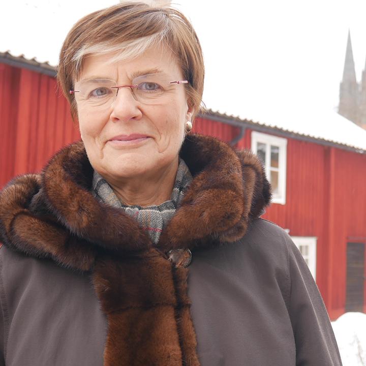 Astrid Thors : Board member