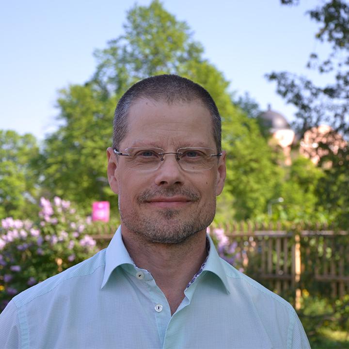 Per Nordlund : Programme Director