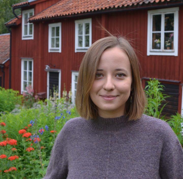 Johanna Mårtendal : Programme Assistant