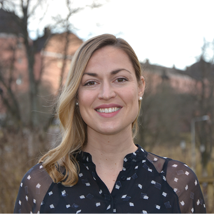 Kate Sullivan :  Strategic Planning and External Relations Manager