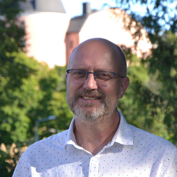 David Prater : Communications Manager