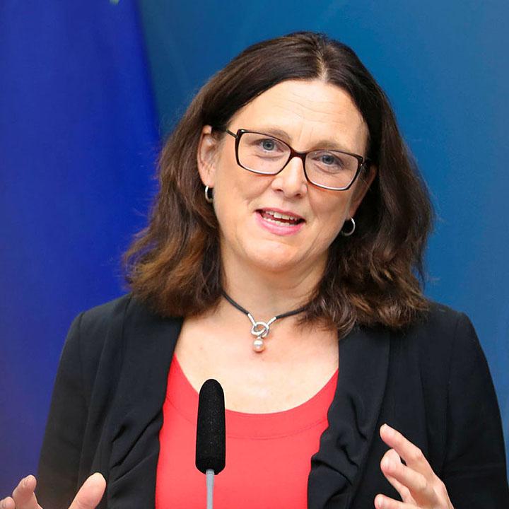 Cecilia Malmström : Board Member