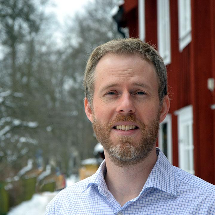 Erik Engberg : Programme Manager