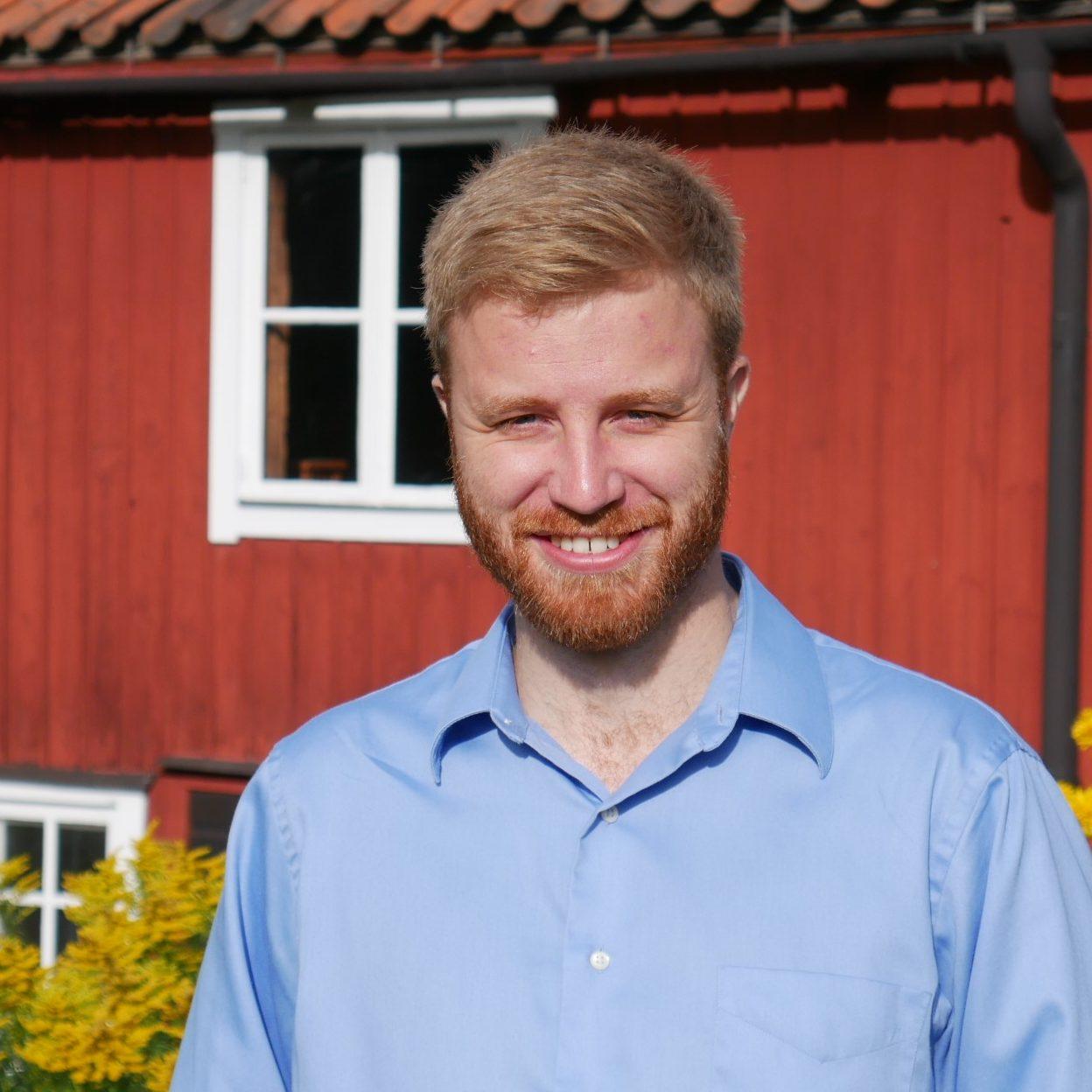 Ben Claeson : Programme Assistant